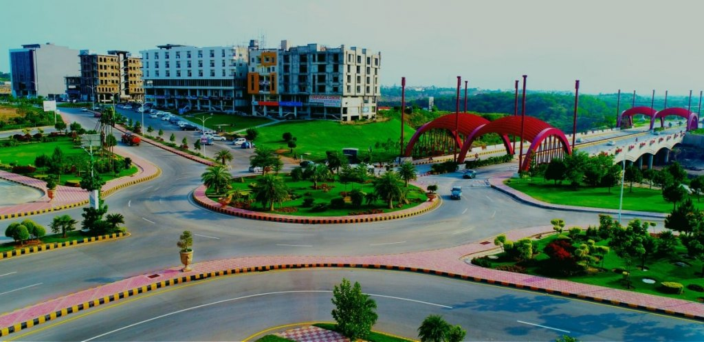 gulberg greens - best society to live in islamabad
