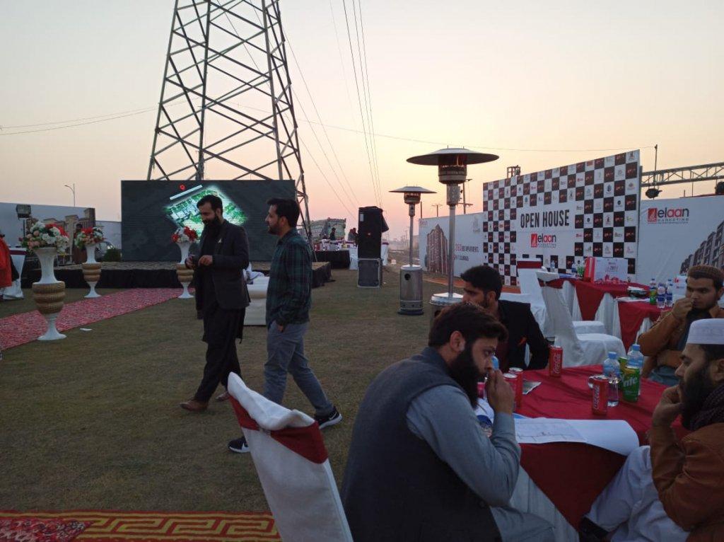 Rabi center event picture