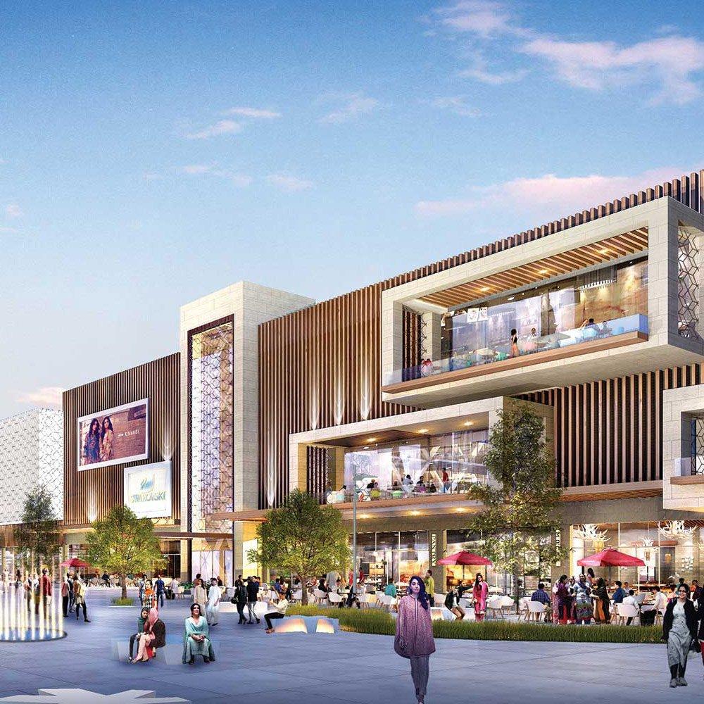 18's malls