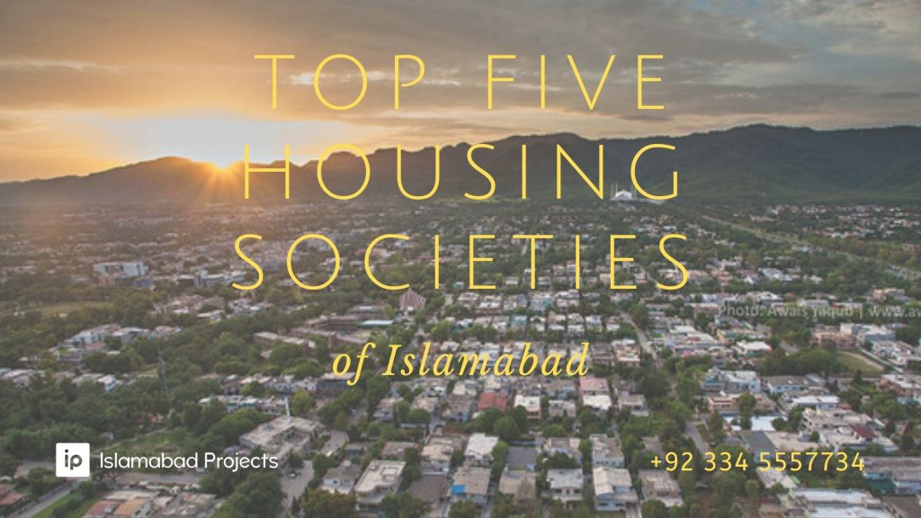 top-five-housing-societies-islamabad-projects