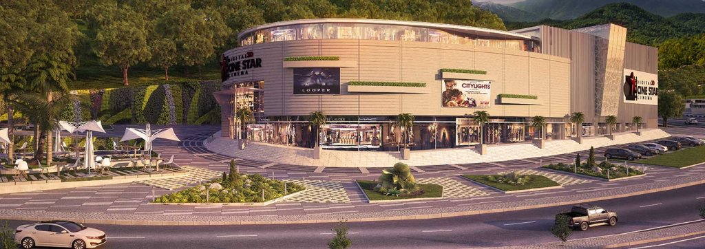 park view city islamabad - 3D cine star imax