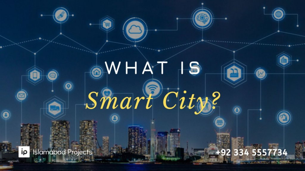 what is smart city islamabad projects