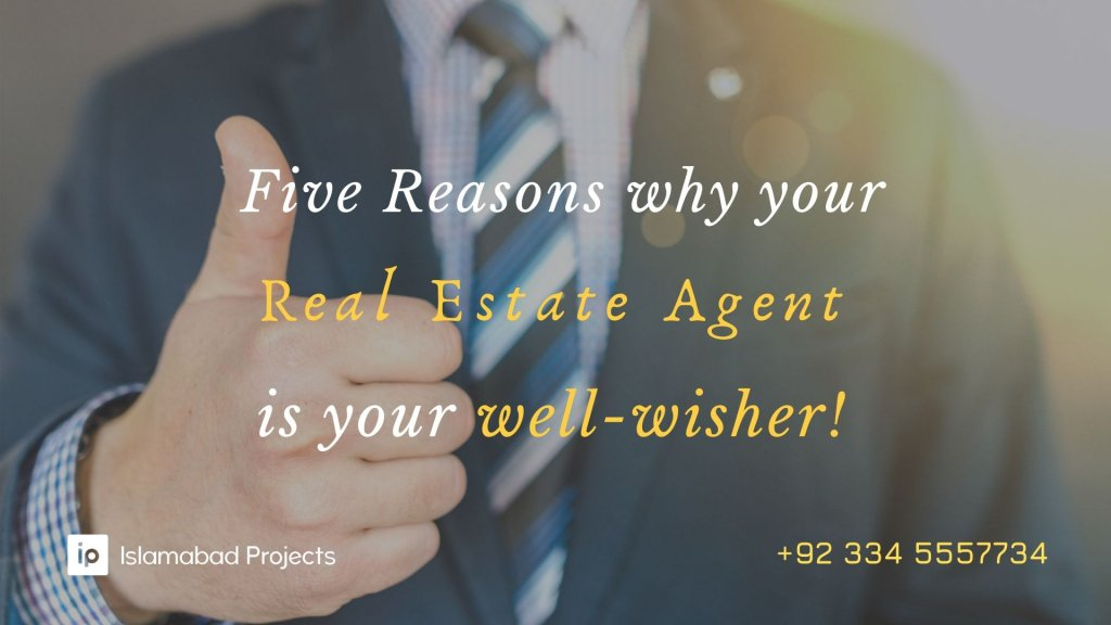 Top five reasons why you need a real estate agent