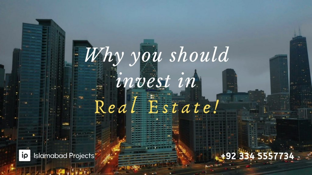 why invest in real estate in islamabad