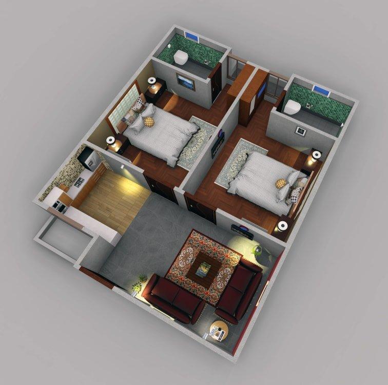 Islamabad Sqaure floor plan8