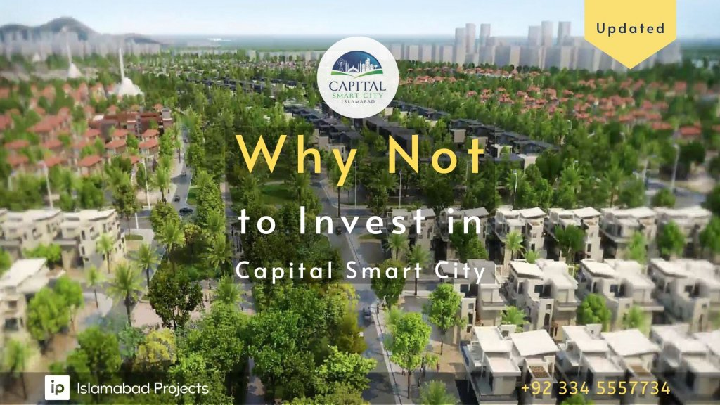 why not to invest in capital smart city islamabad-review