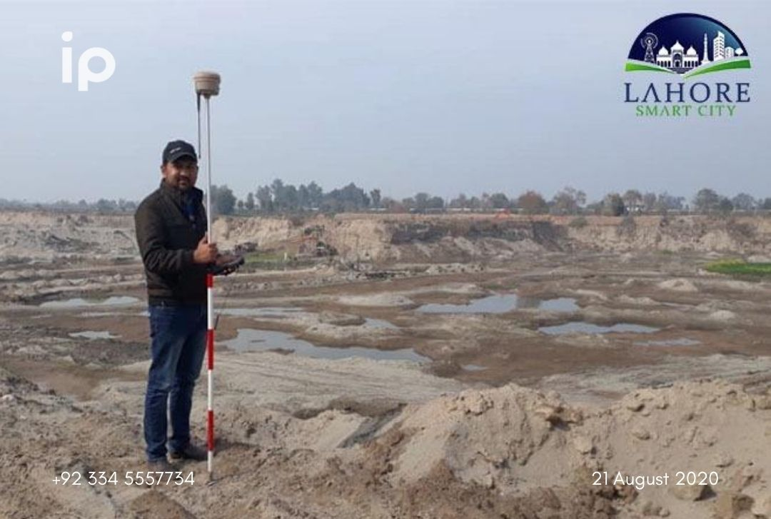 lahore smart city site update