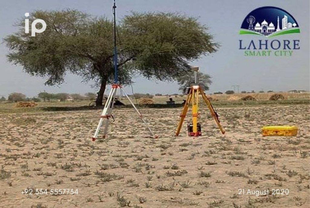 lahore smart city soil testing