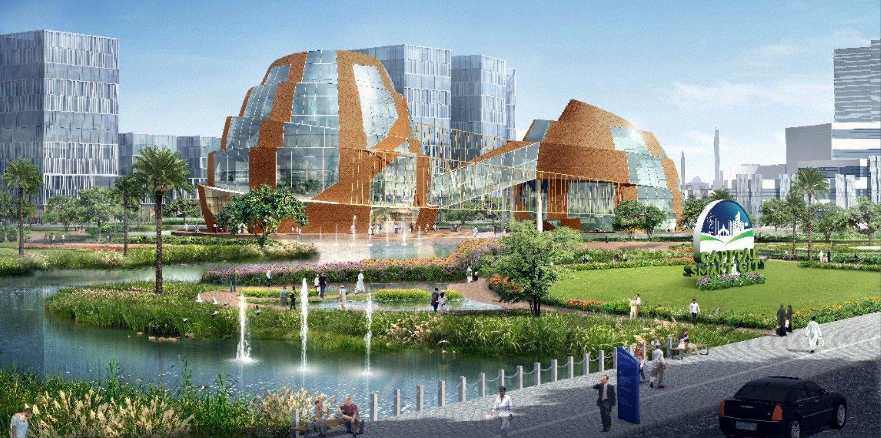 Capital Smart City-crystal lake