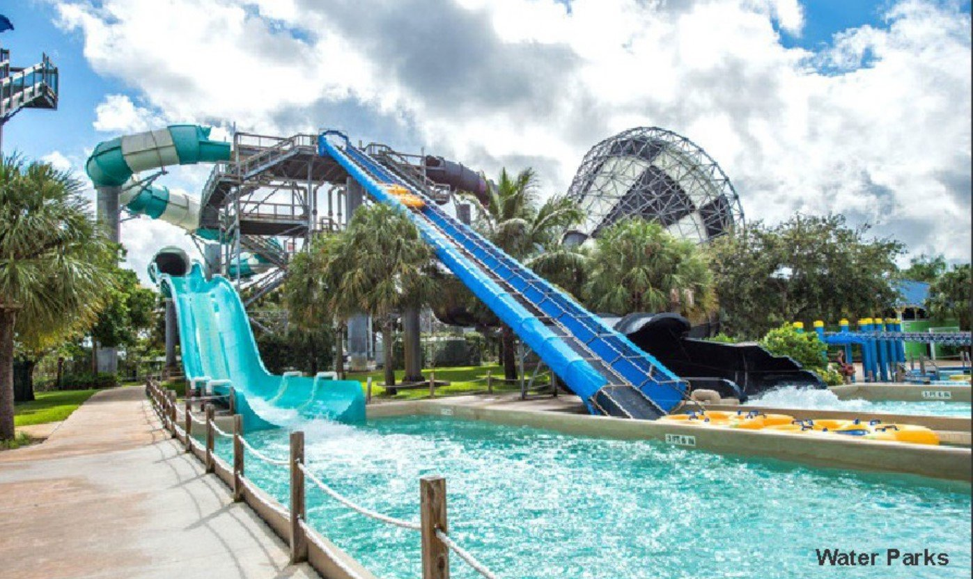 Water Parks in Smart City
