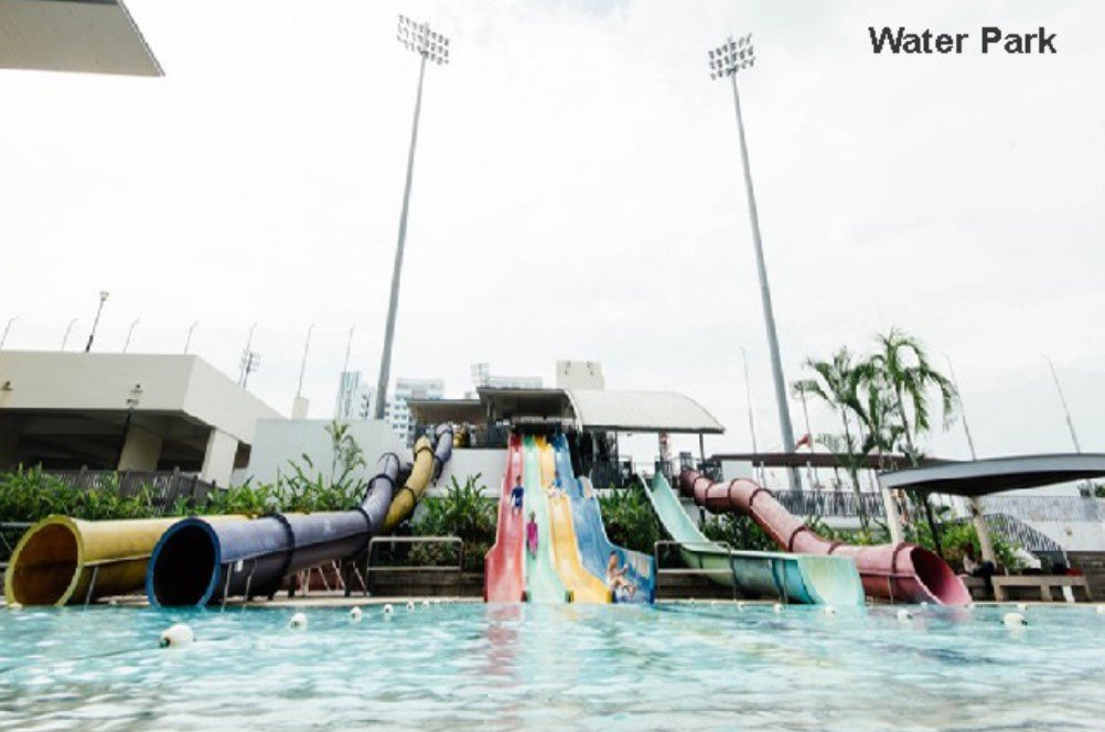 Water Sports in capital smart city