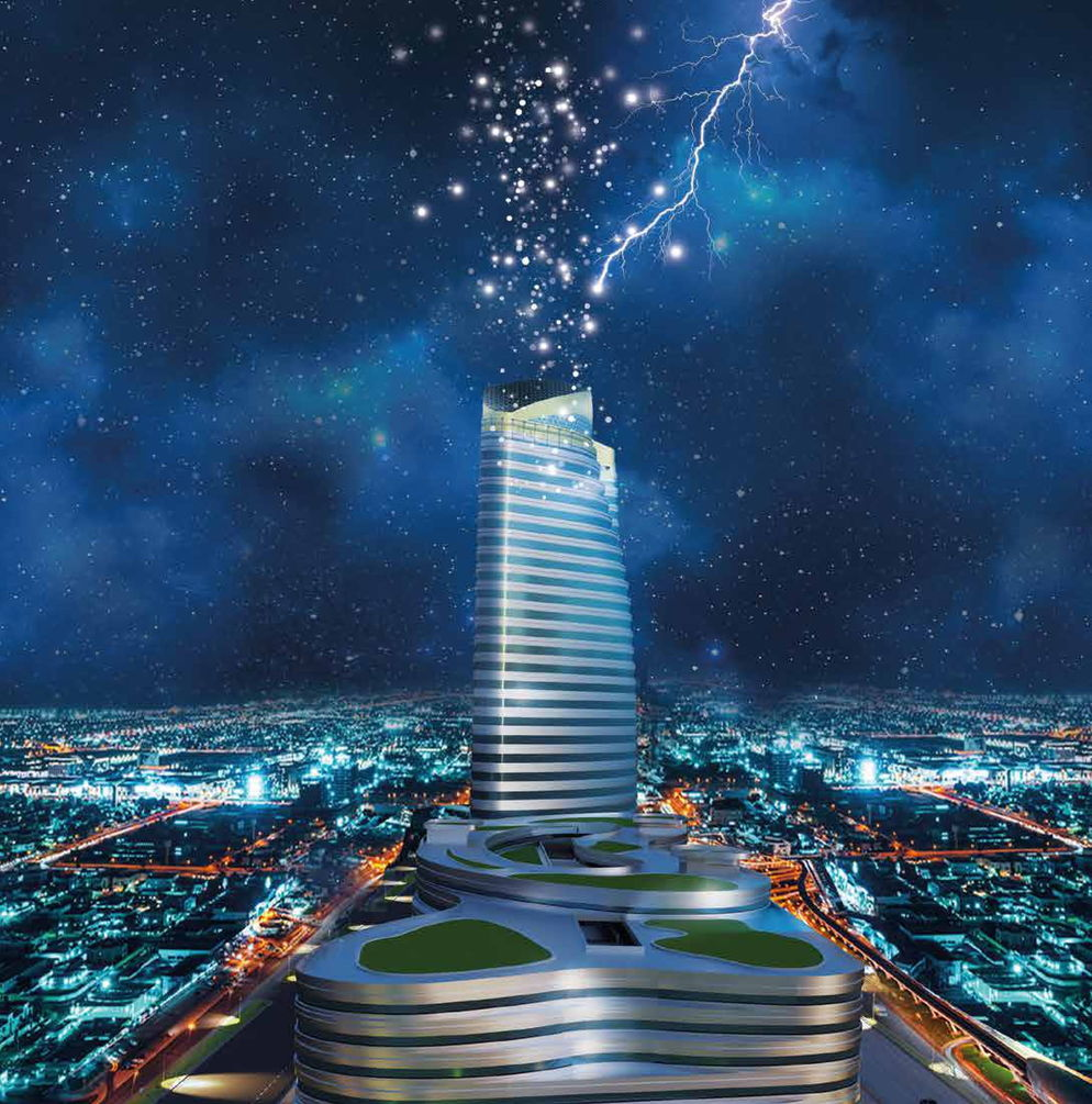 giga mall extension open for booking - going sky high