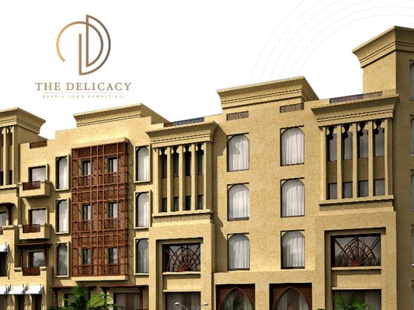 The Delicacy - Bahria Town Phase 8 - Luxury Apartments