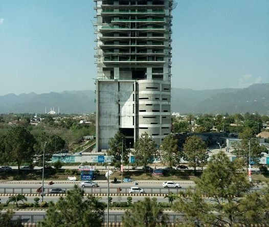 mall of islamabad -Construction update march 2020