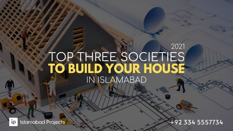 Blog Banner- Top housing societies to build your house in islamabad 2021
