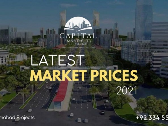 Capital Smart City latest market rates