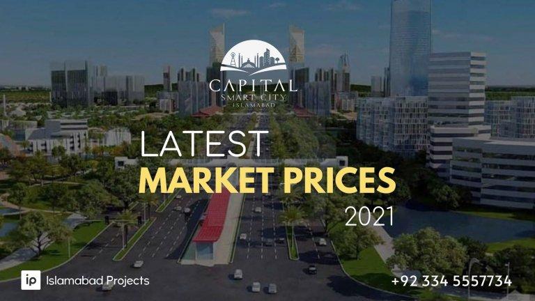 Capital Smart City latest market rates