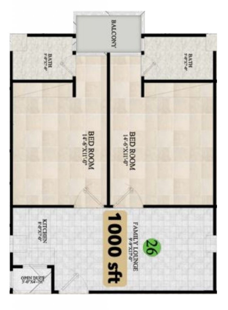 islamabad square apartment for sale on 2nd floor