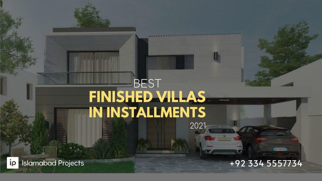 top villas in islamabad