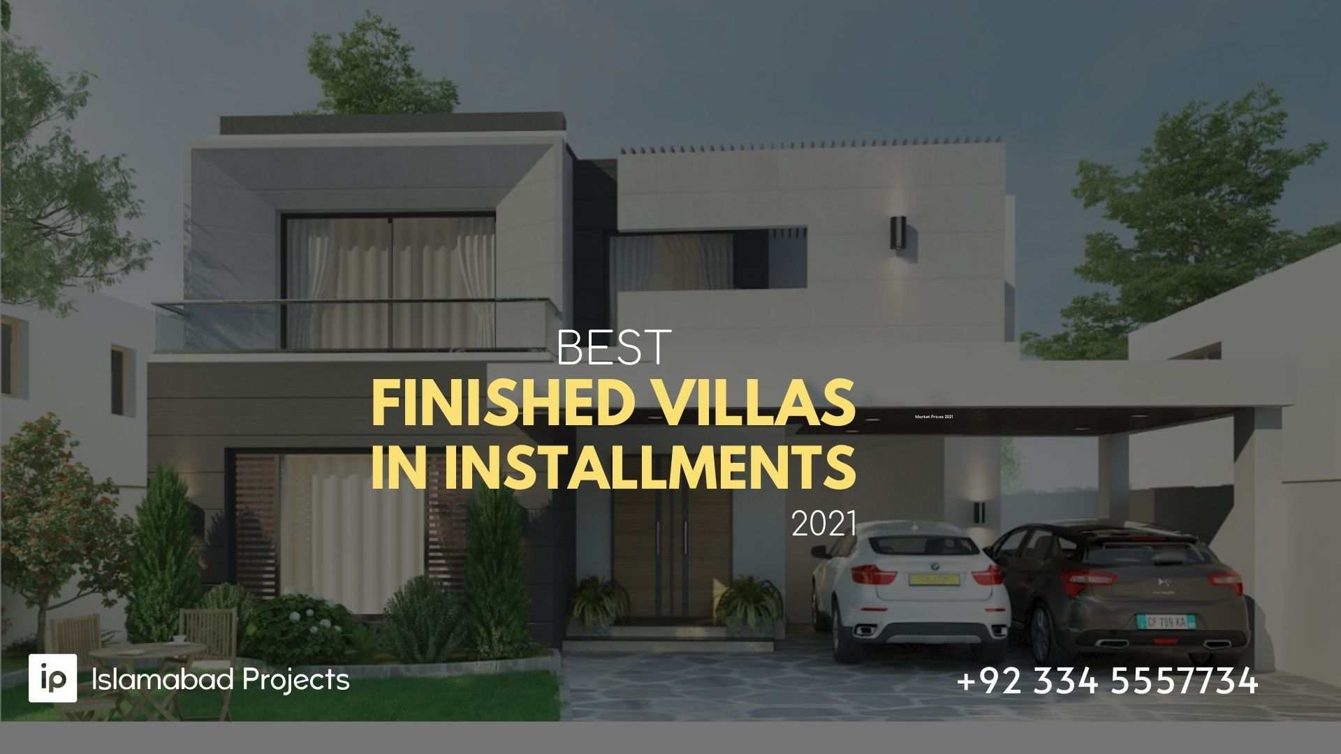 top villas in islamabad