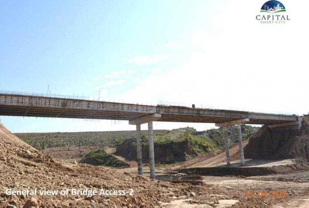 bridge access 2-capital smart city