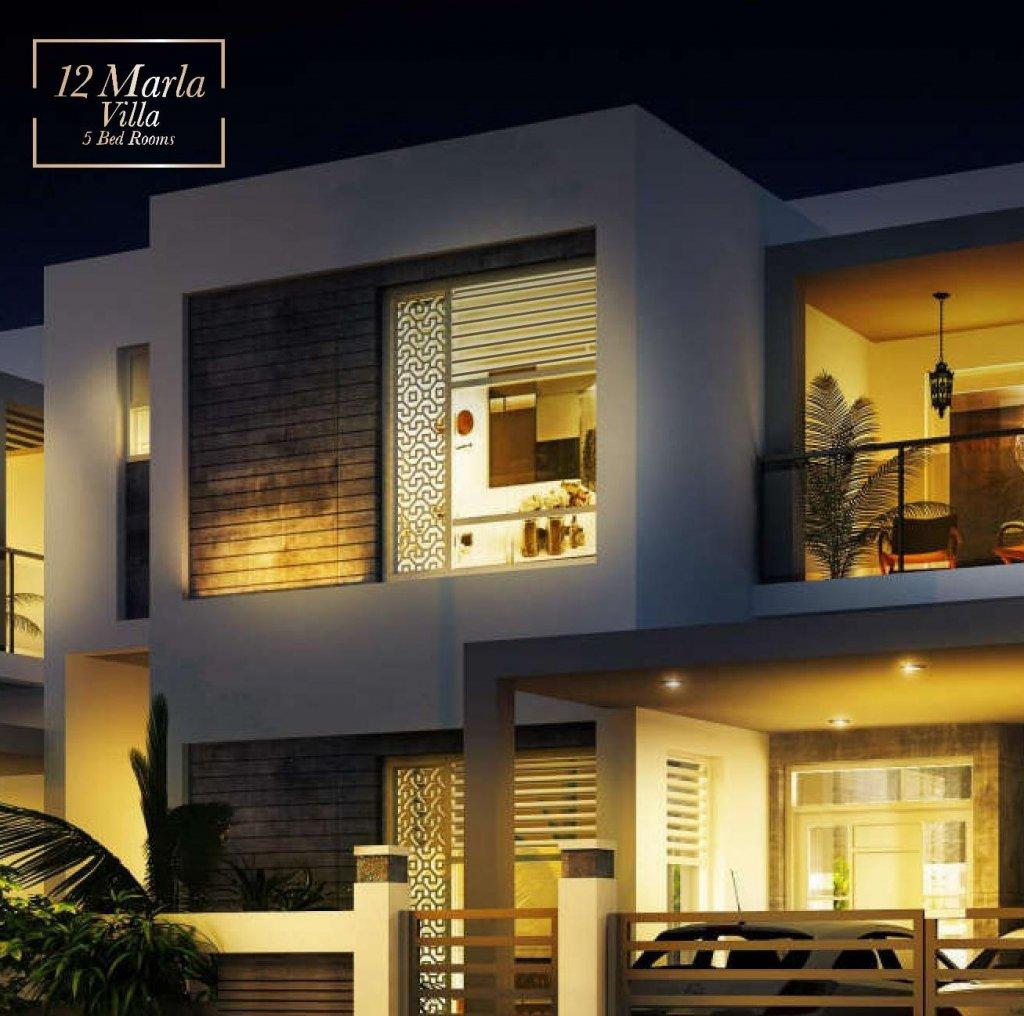12 Marla Villa