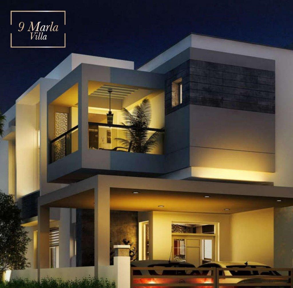 9 Marla - DHA Villa