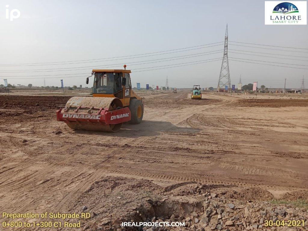 Lahore Smart City - Development Updatee