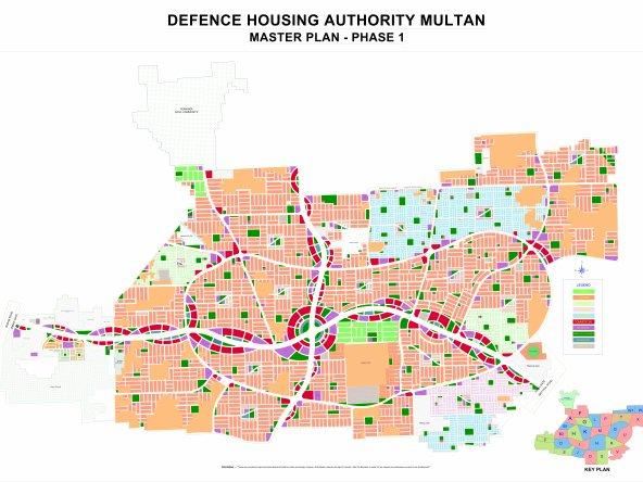 Master Plan - DHA Multan