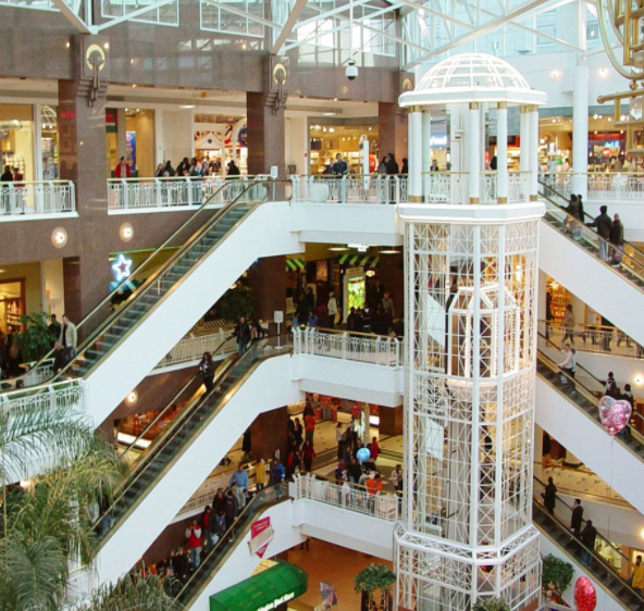 Mega Mall- DHA Multan