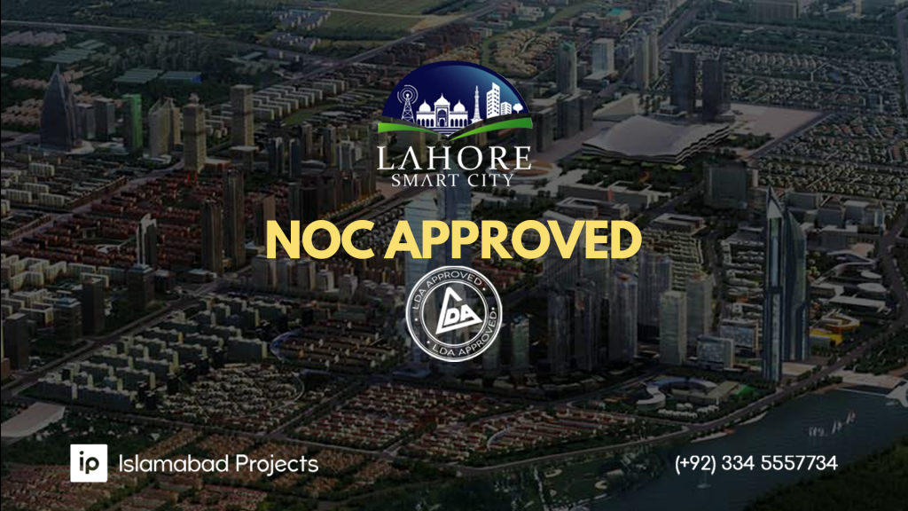Lahore Smart City NOC approved - Featured Image