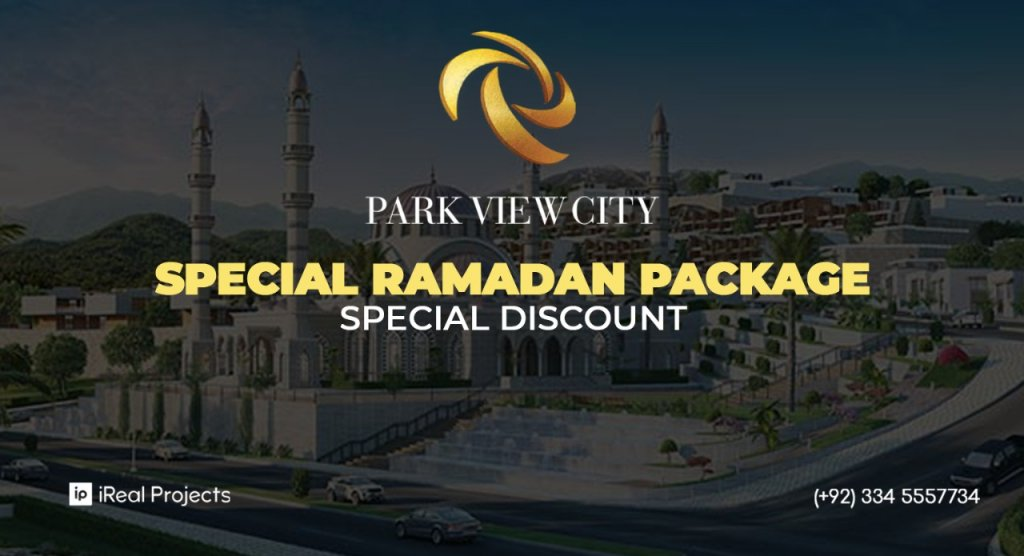 Special Ramadan Package - Park View City