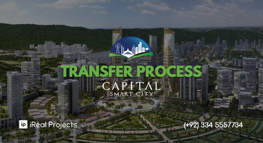 Transfer process - Capital Smart City Featured Image