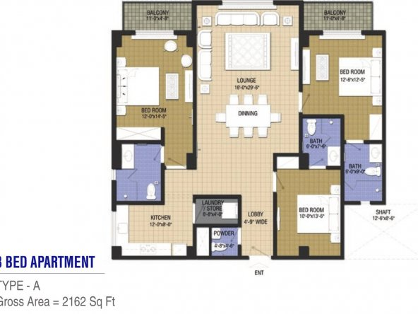 Chic-2-3-bed-type-A