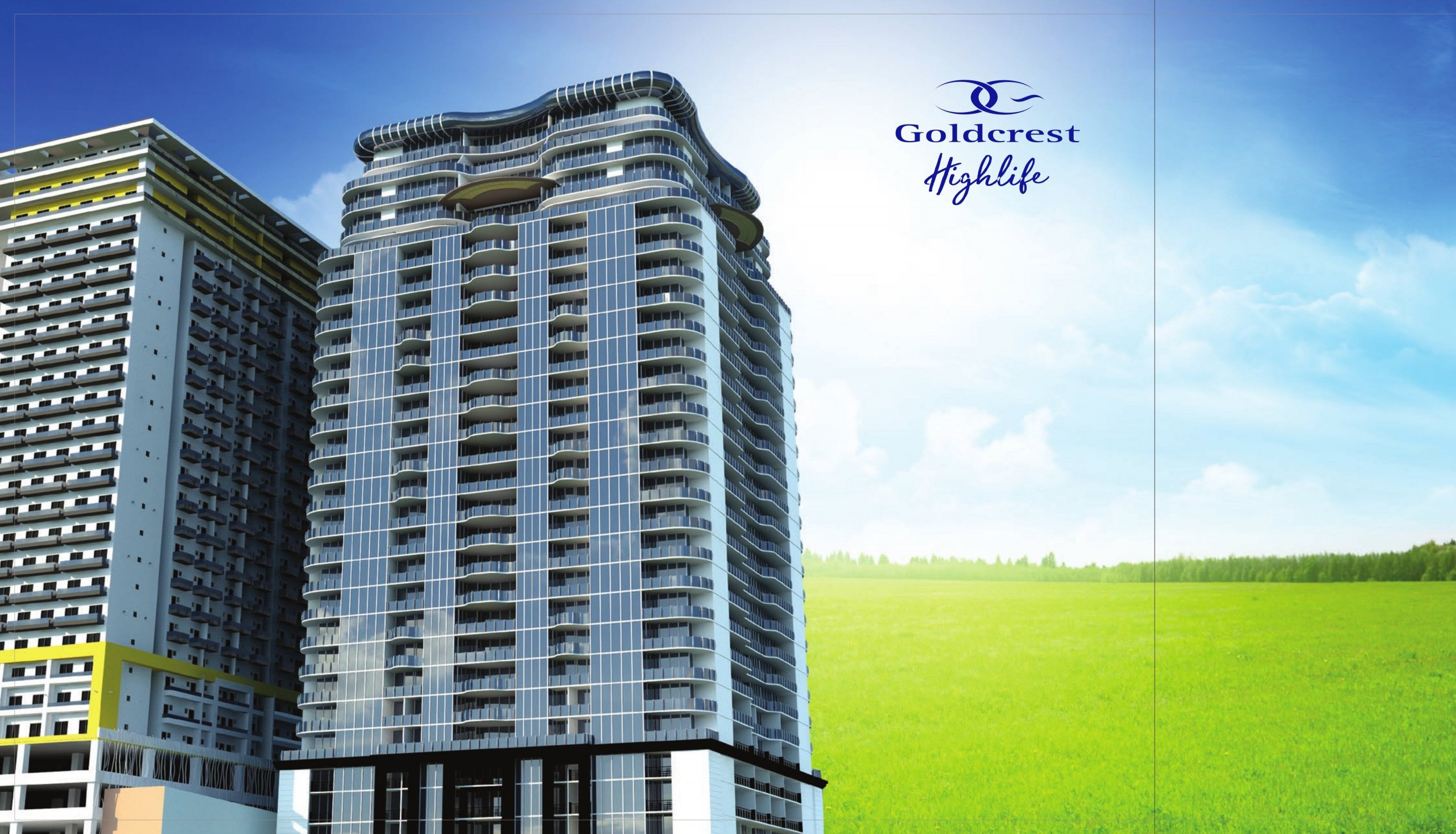 goldcrest highlife 1 - luxury apartments in dha phase 2