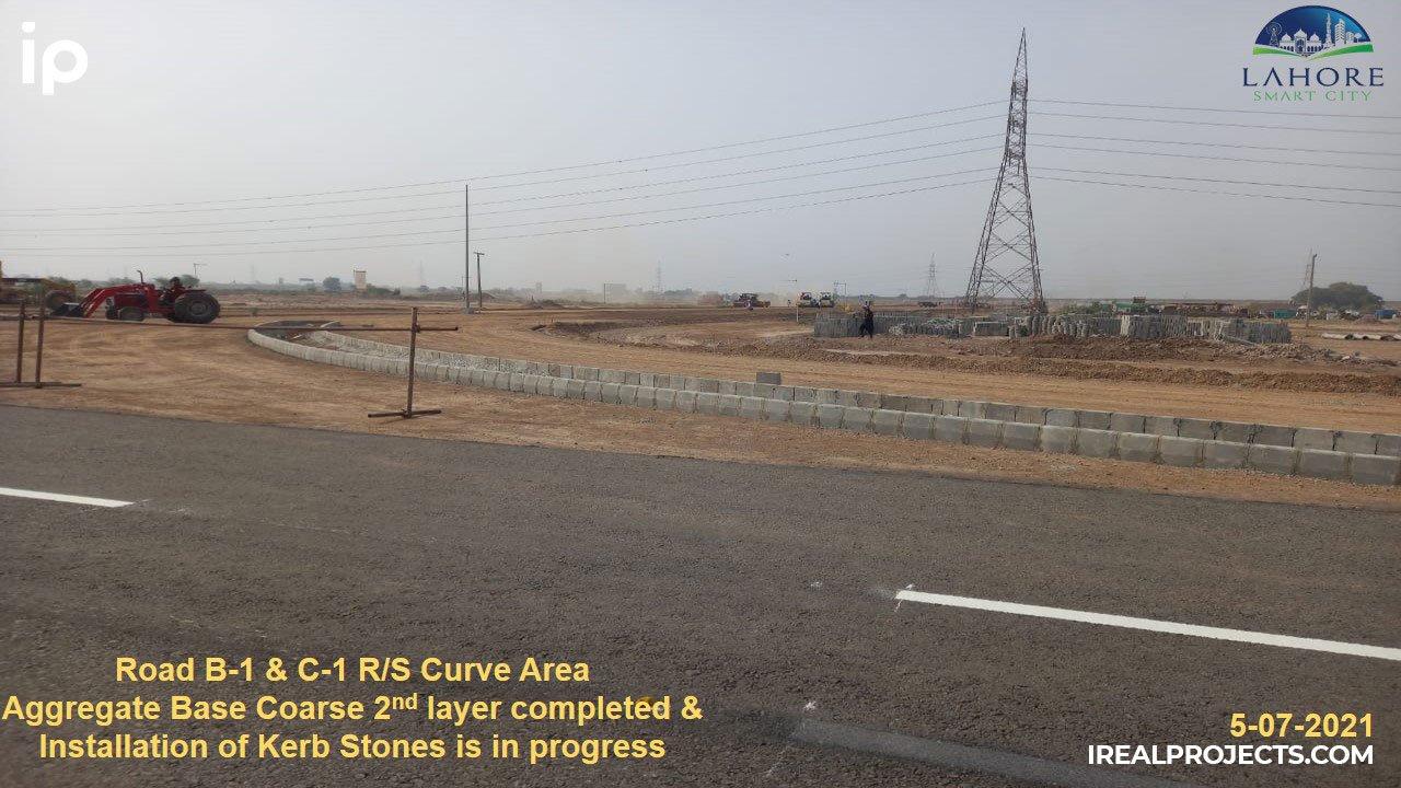 B1 & C1 Road - Lahore Smart City