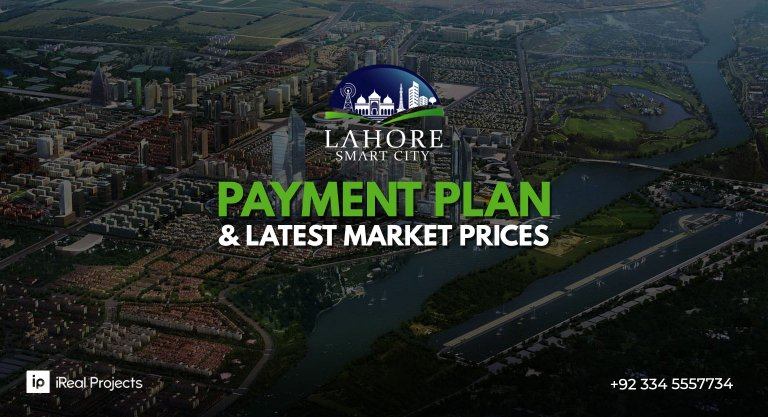 Lahore Smart City - all payment plans & market prices - featured image