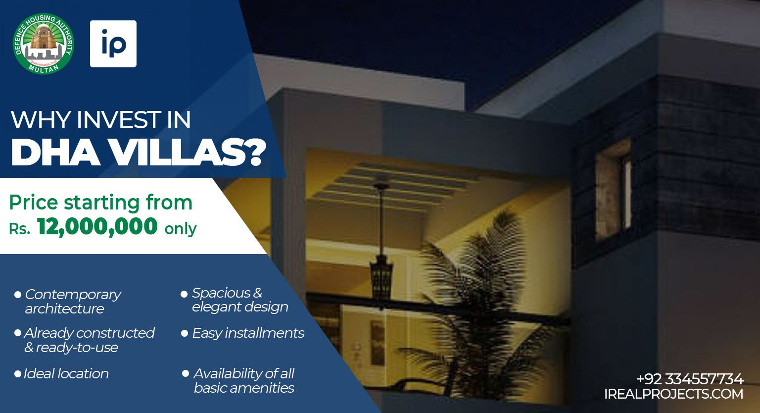 Why invest in DHA Multan?