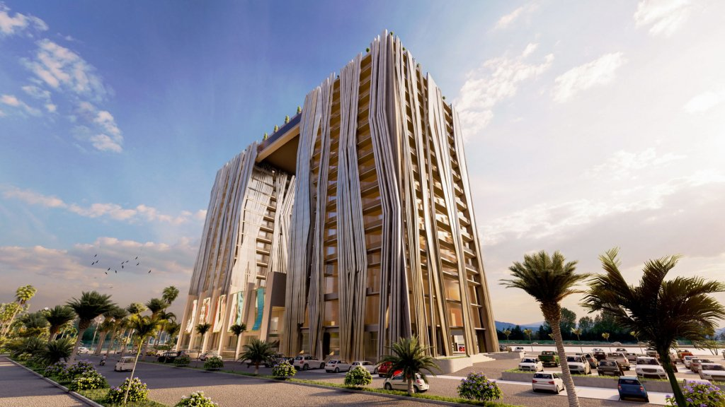 AJ Towers - Commercial Shops on Installments in Gulberg Islamabad