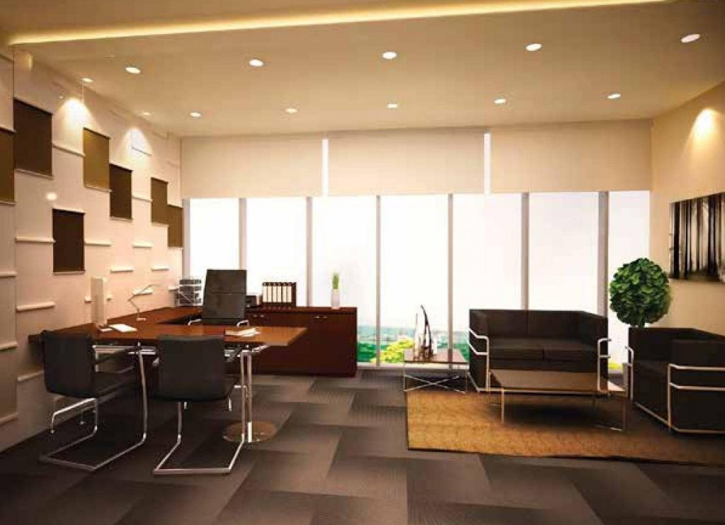 AJ Towers - Corporate Office CEO Room