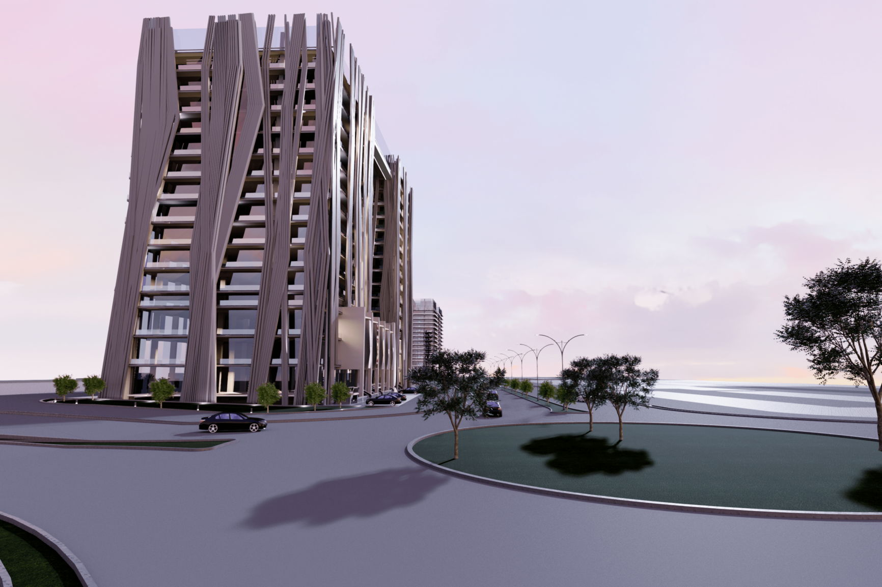 AJ Towers - Luxury Apartments on Installments in Gulberg Islamabad