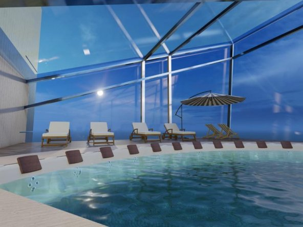 rooftop-swimming-pool-Goldcrest-Views