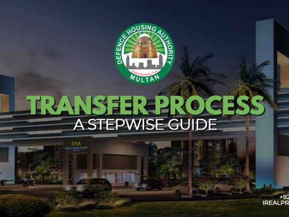 DHA Multan transfer-process - a stepwise guide